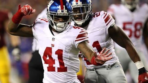 Dominique Rodgers-Cromartie, CB, Giants