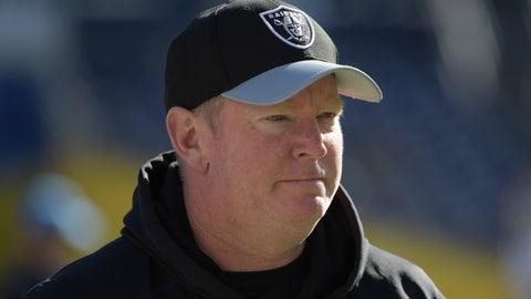 Bill Musgrave, Raiders offensive coordinator