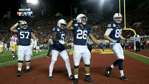 Penn State pushes it back to 14