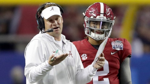 How will Alabama handle life without Lane Kiffin?