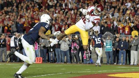 Deontay Burnett: Most touchdown receptions (3)