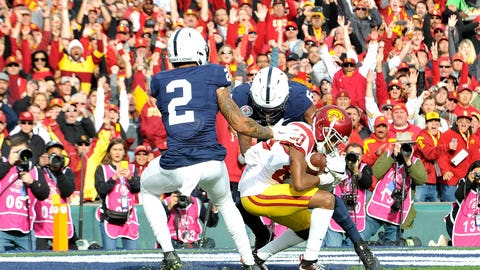 USC was completely dominant early