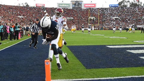 And then the Nittany Lions started making eye-popping plays