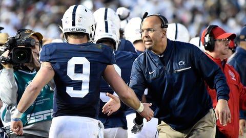 Penn State (11-3)