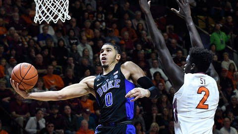 Surprise Upset of the Week: Virginia Tech over Duke