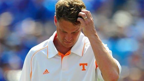 Leaving Tennessee in turmoil