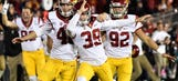 USC beats Penn State in Rose Bowl in one of the craziest games you'll ever see