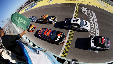 10 biggest NASCAR questions answered in 2016