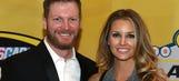 NASCAR community congratulates Dale Jr. on marriage