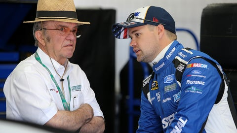 Ford remains committed to Jack Roush
