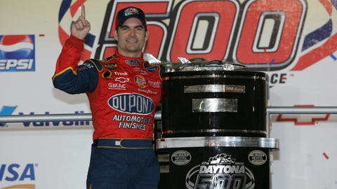 Jeff Gordon, 3 (1997, 1999, 2005)