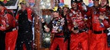 22 tracks where Jeff Gordon has won Cup Series races