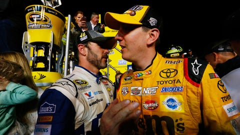 Could Kyle Busch repeat as Cup Series champion?