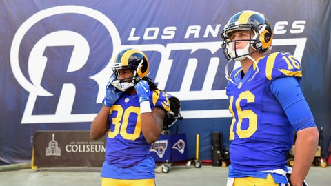 Los Angeles Rams: +11000 (110/1)