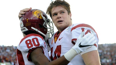 Sam Darnold: Most points ever in a Rose Bowl game (32)