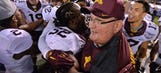 Gophers players lash out at Minnesota, support Tracy Claeys after firing