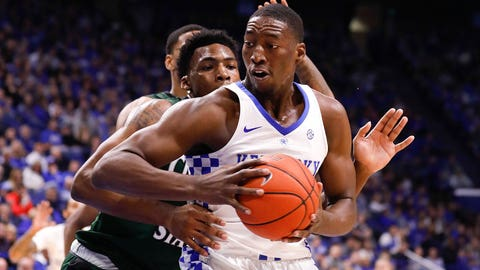 Brooklyn Nets: Bam Adebayo, C, Kentucky (freshman)