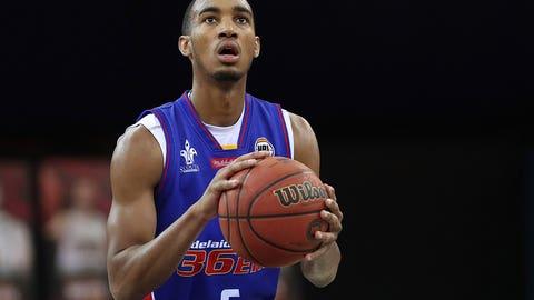 Los Angeles Lakers: Terrance Ferguson, SG, Adelaide (freshman)