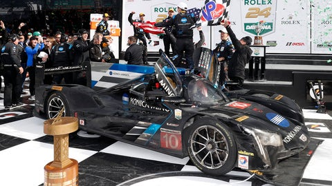 Rolex 24 Hours at Daytona International Speedway