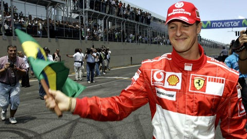 2006 Brazilian GP