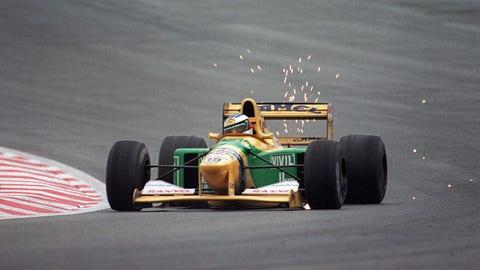 1992 Belgian GP