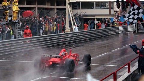 1997 Monaco GP
