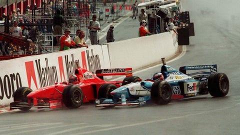 1997 Belgian GP