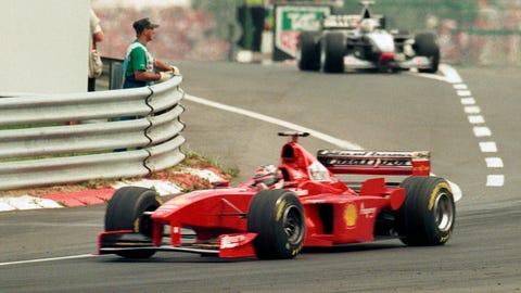 1998 Hungarian GP