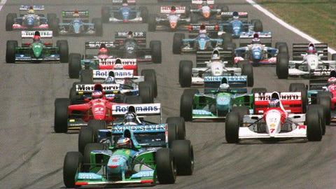 1994 Spanish GP