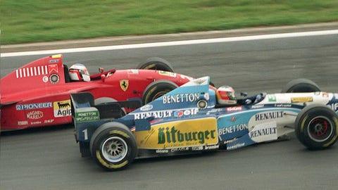 1995 European GP