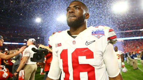 Ohio State: Which J.T. Barrett will we get?