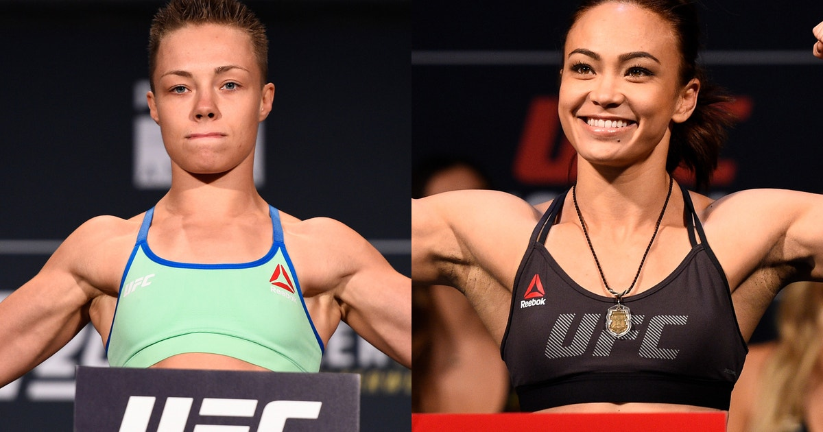 Rose Namajunas Explains Why She Wants Money Fight With