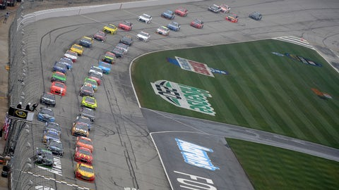 8 NASCAR tracks repaved in recent years