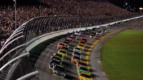 Daytona International Speedway, 2010