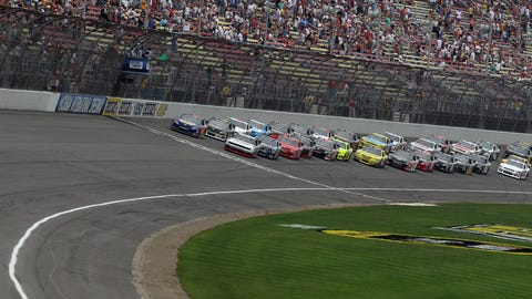 Michigan International Speedway, 2012