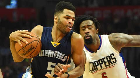 Andrew Harrison, Memphis Grizzlies (second season)