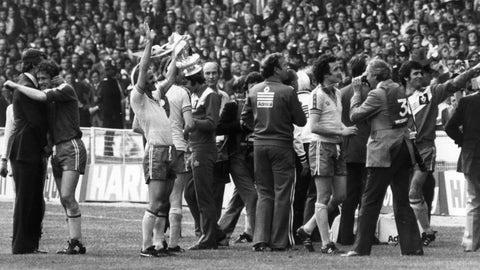 Southampton, 1976