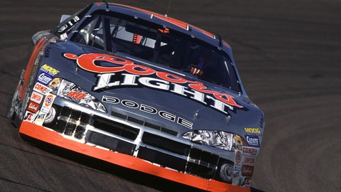 Jamie McMurray, 2002