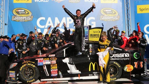 Jamie McMurray, 1 win