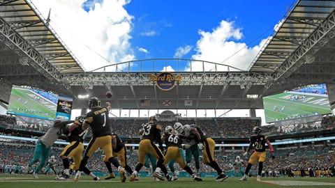 The Steelers will get revenge Sunday
