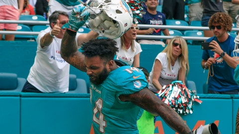 Dolphins: Must switch divisions