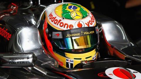 Senna tribute