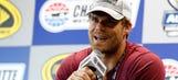 NASCAR community rallies to help Carolina Panthers' Greg Olsen