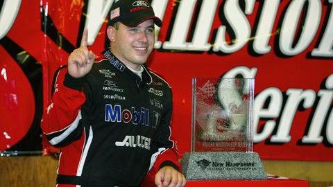 New Hampshire Motor Speedway, 2002
