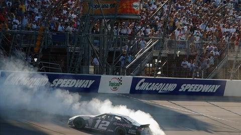 Chicagoland Speedway, 2003