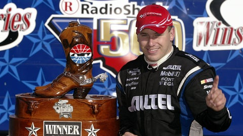 Texas Motor Speedway, 2003