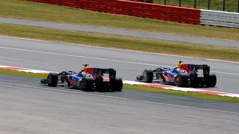 Red Bull rivalry
