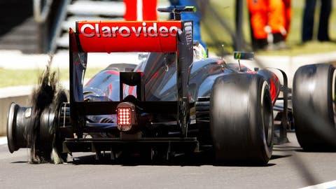 Pirelli punctures