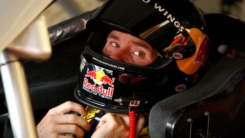 Brian Vickers to Red Bull Racing