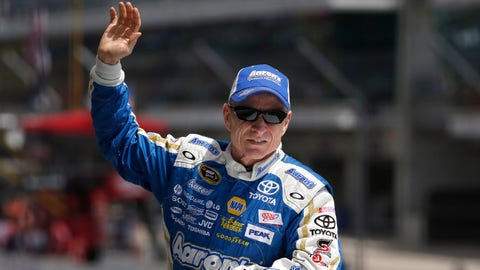 10 things you need to know about Mark Martin on his birthday